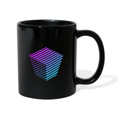 KUBUS Signature_purplefade - Tasse einfarbig