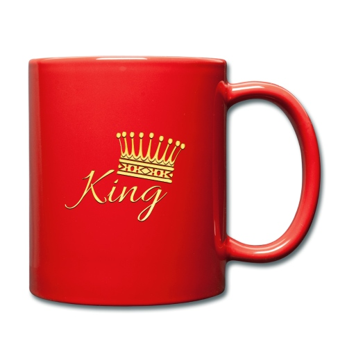 King Or by T-shirt chic et choc - Mug uni