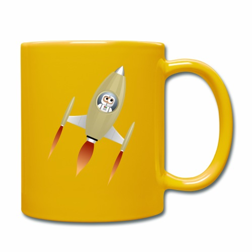 Spaceship - Mug uni