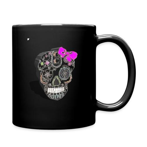 Tête de mort mexicaine 3D - Mug uni