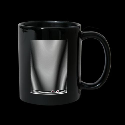 icu - Tasse einfarbig