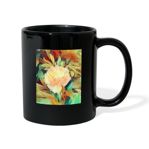 Flower - Tasse einfarbig