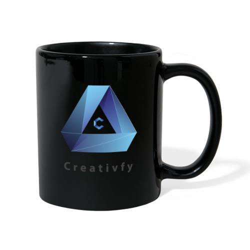 creativfy - Tasse einfarbig
