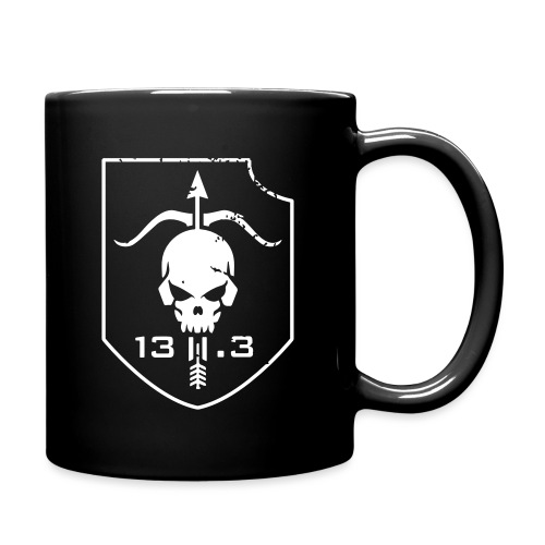 13.3 ROUGH SKULL - Mug uni