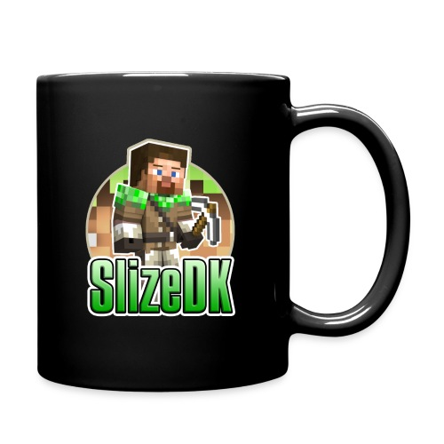 SlizeDK-logo_Large - Ensfarvet krus