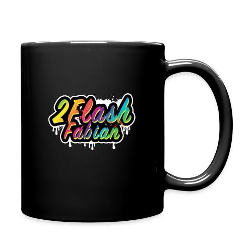 2Flash Fabian - Tasse einfarbig