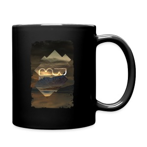 Men's shirt Album Art - Full Colour Mug