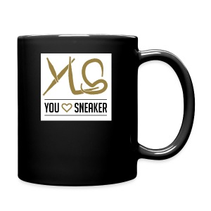you love sneaker - Tasse einfarbig