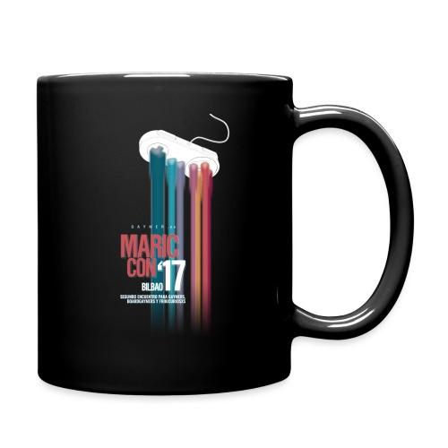 Logo MaricCon 2017 - Taza de un color