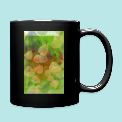 Blätter - Tasse einfarbig