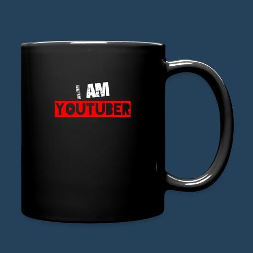 I am Youtuber - Tasse einfarbig