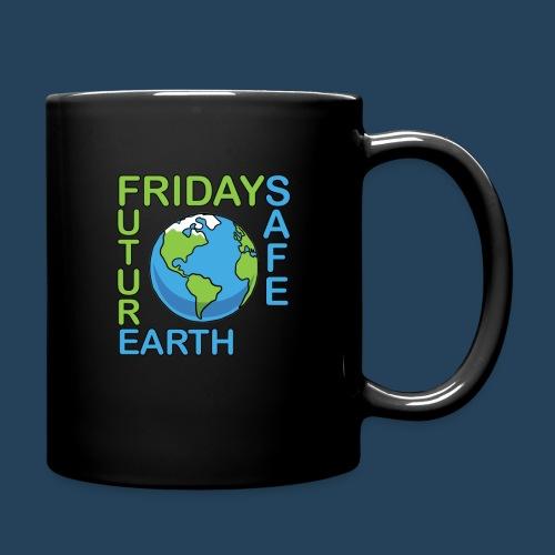 Safe Our Earth - Tasse einfarbig