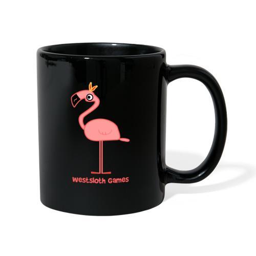Basic Flamingo - Yksivärinen muki