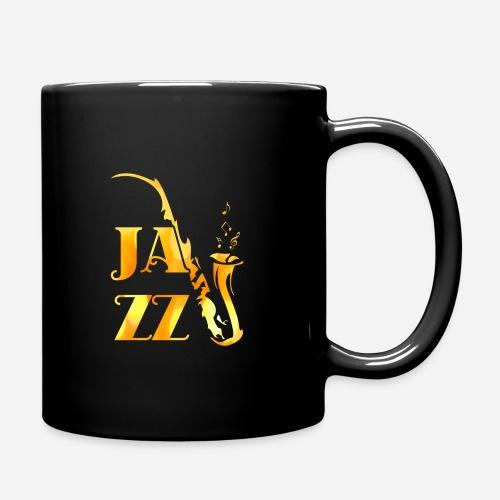 Jazz Tribal Saxophon - Tasse einfarbig