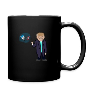 Drumpf and his Fairlies - Full Colour Mug