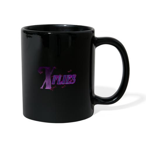 X flies - Full Colour Mug