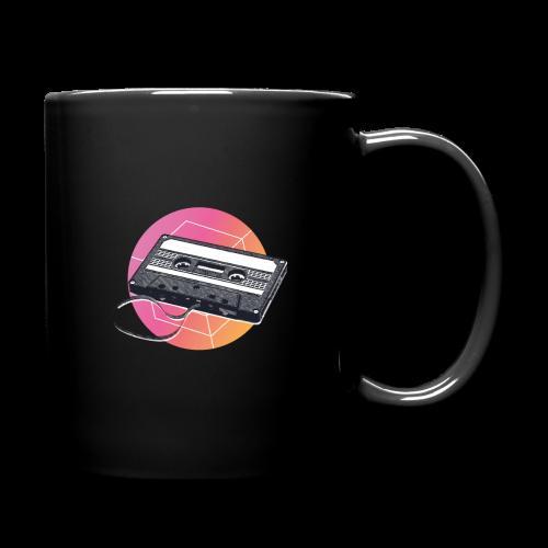 80s Vintage Cassette - Full Colour Mug