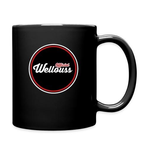Wellouss Fan T-shirt | Rood - Mok uni