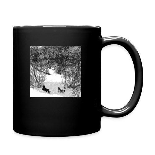 Mug of winter - Ensfarget kopp