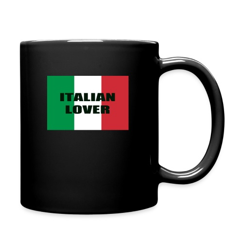 ITALIAN LOVER - Tazza monocolore
