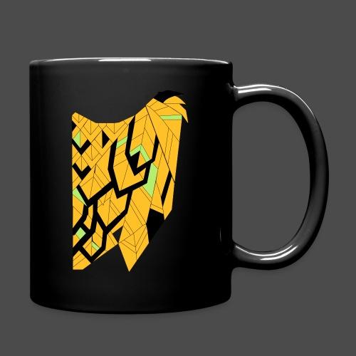 Owl Colour Redraw - Full Colour Mug
