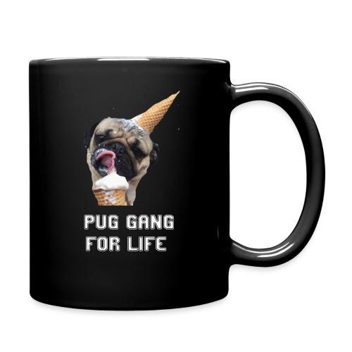 Pug Gang For Life. - Full Colour Mug