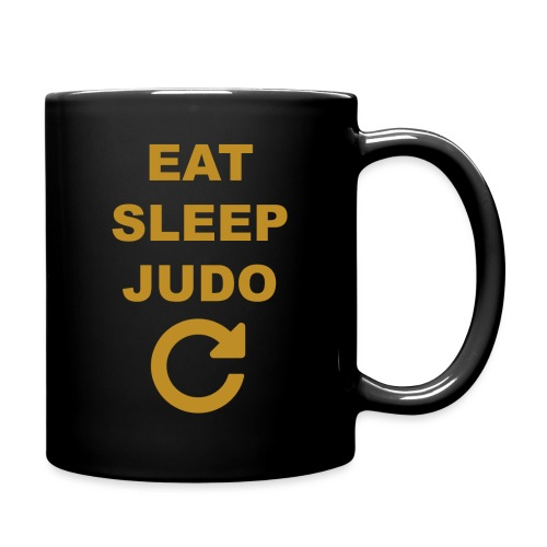 Eat sleep Judo repeat - Kubek jednokolorowy