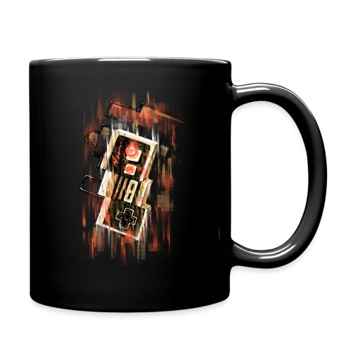 Blurry NES - Full Colour Mug