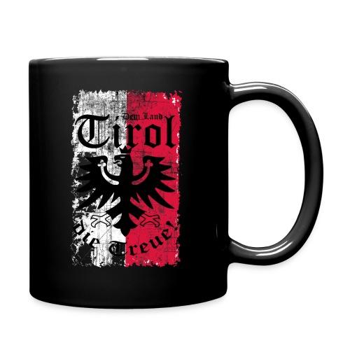 Tirol - Tasse einfarbig