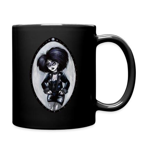 Trad Goth Art by E. R. Whittingham - Full Colour Mug