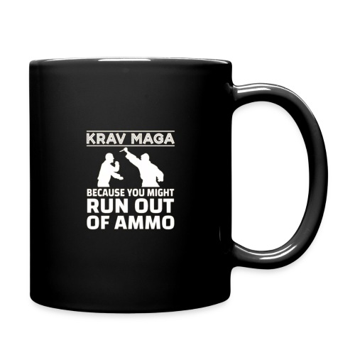 Krav Maga because you might run out of ammo - Mok uni