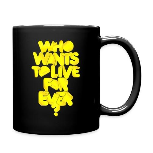 whowants? - Tazza monocolore