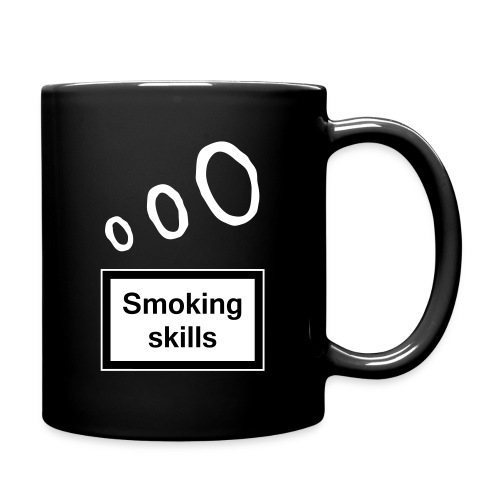 Smoking skills - Full Colour Mug