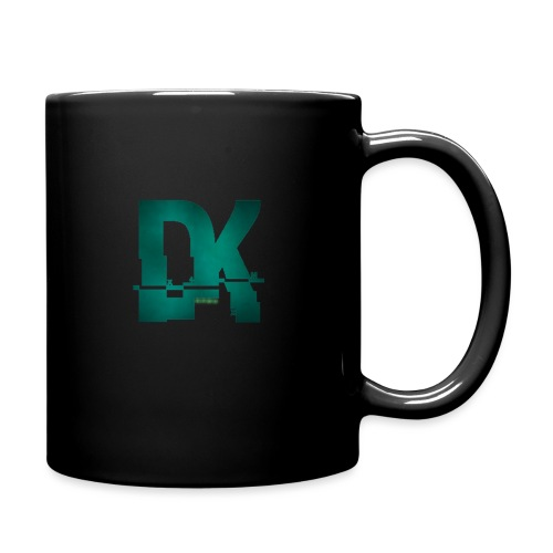 Dk hacked logo tshirt - Mug uni