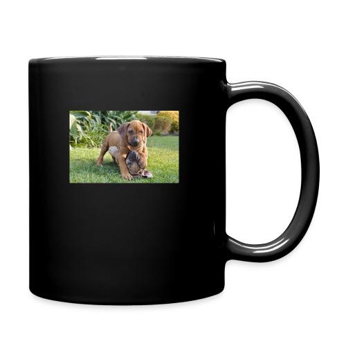 adorable puppies - Full Colour Mug