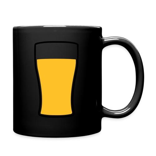 Bier! - Tasse einfarbig