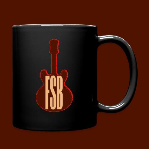 FSB Guitar Logo - Full Colour Mug