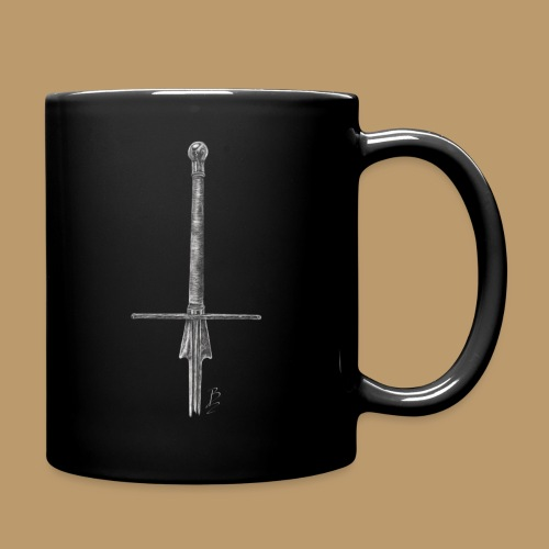 Feather Sword (Federschwert) - Full Colour Mug