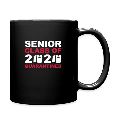2020 senior quarantined 3c - Full Colour Mug