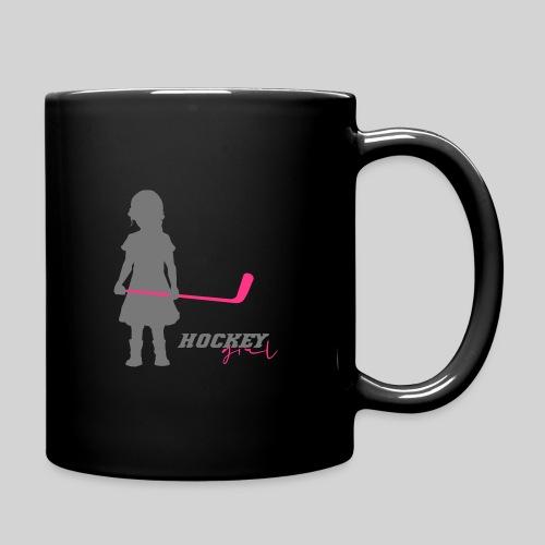 Hockey Girl I - Tasse einfarbig