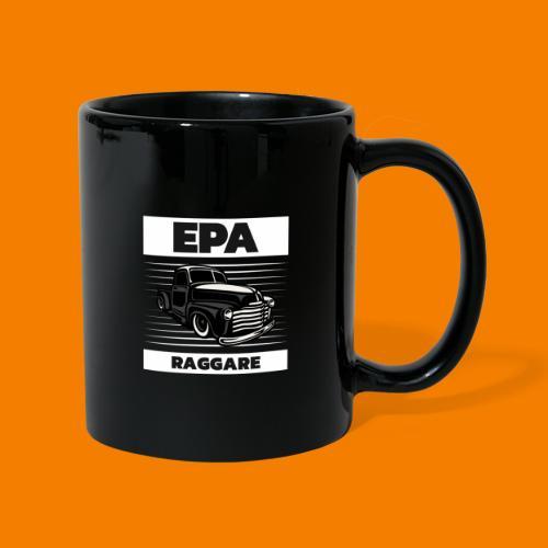 Epa-raggare - Enfärgad mugg
