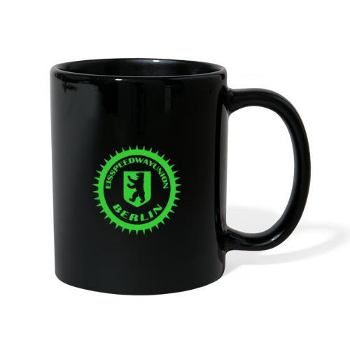 Logo klein ESU transp Green - Tasse einfarbig