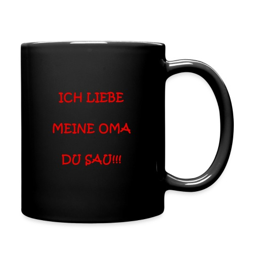 Anti-Omasau - Tasse einfarbig