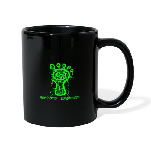 Parvati Records Matrix logo - Full Colour Mug