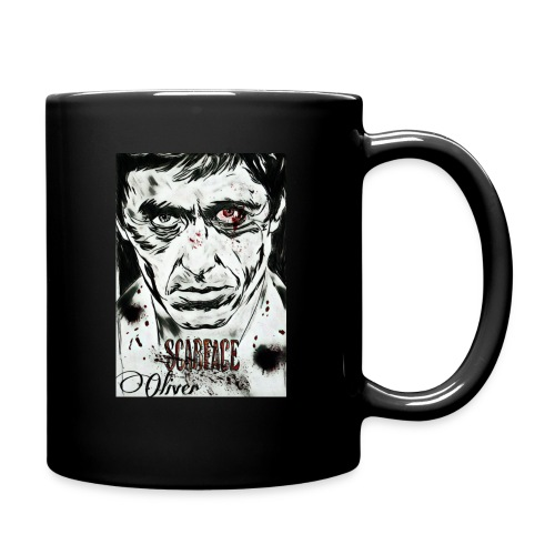 Portrait unique scarface - Mug uni