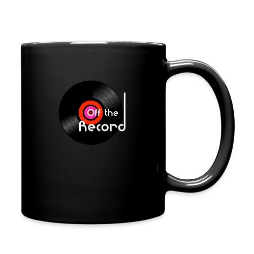 Off the Record - Yksivärinen muki