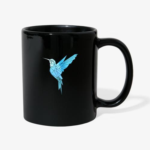 Kolibri Geometrisch - Tasse einfarbig