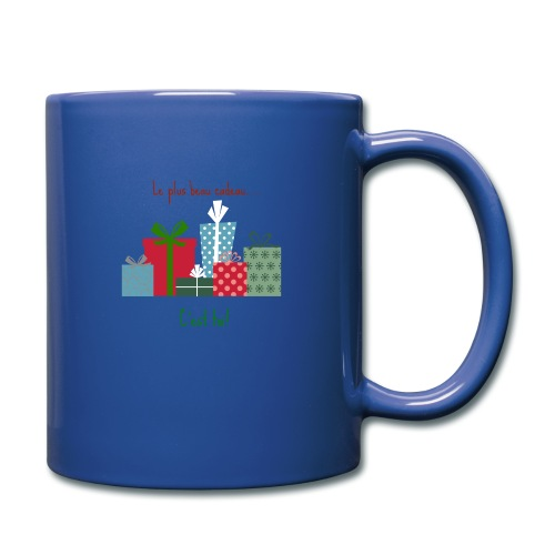 Le plus beau cadeau - Mug uni