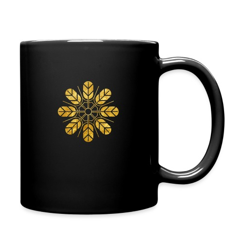 Inoue clan kamon in gold - Full Colour Mug