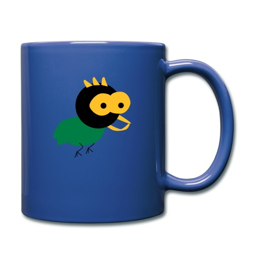 lintu-eps - Yksivärinen muki